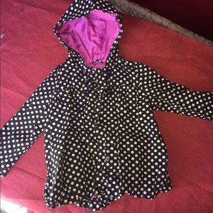 Other - Toddler girl raincoat